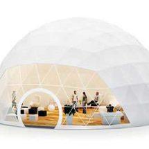 Round tents